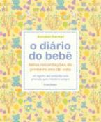 DIARIO DO BEBE, O - BELAS RECORDACOES DO PRIMEIRO
