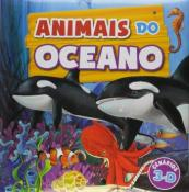 ANIMAIS DO OCEANO - LIVRO POP-UP 3D