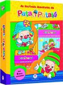 BOX COM 6 - AS INCRIVEIS AVENTURAS DE PATATI PATAT