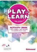 PLAY AND LEARN - ACTIVITY BOOK - FULL EDITION