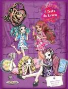 EVER AFTER HIGH - A FESTA DA RAVEN - 4 QUEBRA-CABE