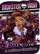 CAR-LIC MAIOR MONSTER HIGH-ESTILOSA CLAWDEEN, A