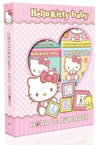 HELLO KITTY - HORA DE APRENDER