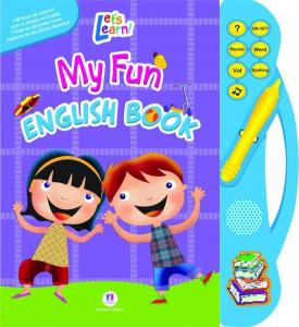 MY FUN - ENGLISH BOOK