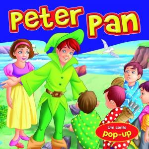 PETER PAN - UM CONTO POP-UP